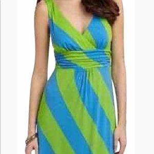 Lilly Pulitzer Sloane long Maxi dress- Tradesy